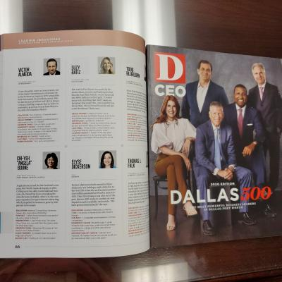 Aw3 Dallas 500 Ceo Publication